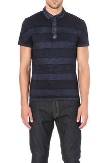 HUGO BOSS Stripe polo shirt