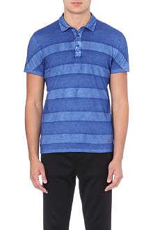 HUGO BOSS Stripe polo shirt
