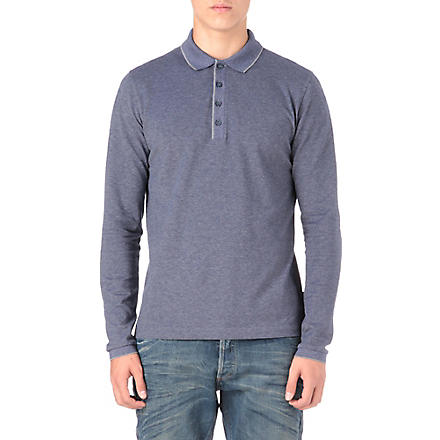 HUGO BOSS Prato polo shirt (Blue