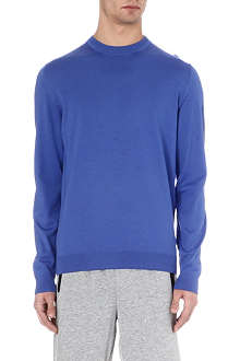 HUGO BOSS Merino wool jumper