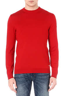 HUGO BOSS Rando wool jumper