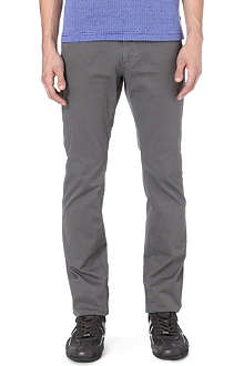HUGO BOSS Rice slim-fit trousers