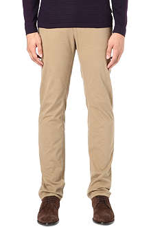 HUGO BOSS Slim-fit clean chinos