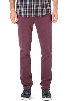 HUGO BOSS Slim stretch-cotton chinos