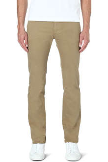 HUGO BOSS Slim-fit chinos