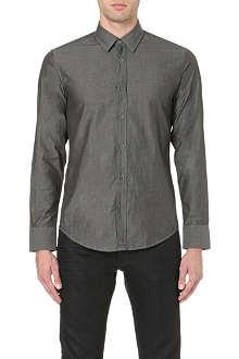 HUGO BOSS Ronny slim-fit cotton shirt