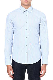 HUGO BOSS Ronny rope stripe shirt