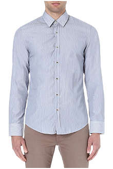 HUGO BOSS Fine stripe shirt