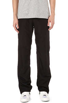 HUGO BOSS Slim-fit jogging bottoms