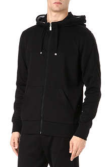 HUGO BOSS Zip through hoodie