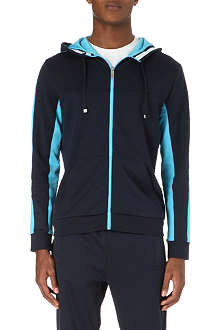 HUGO BOSS Saggy colourblocked hoody