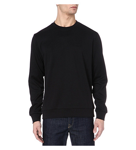 HUGO BOSS Salbo sweatshirt (Black