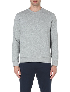 HUGO BOSS Salbo cotton jumper