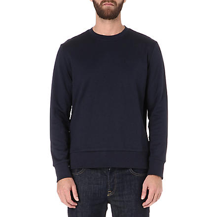 HUGO BOSS Salbo sweatshirt (Navy