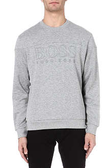 HUGO BOSS Salbo big logo sweatshirt