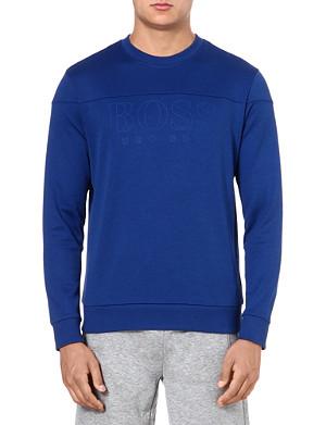 HUGO BOSS Salbo logo sweatshirt
