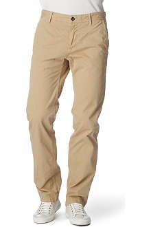 HUGO BOSS Schino regular chinos