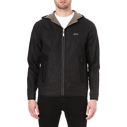 HUGO BOSS Soeren reversible jacket (Black