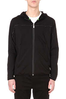 HUGO BOSS Technical zip hoody