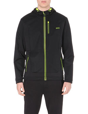 HUGO BOSS Sorajos stretch-jersey hoody
