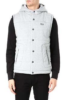 HUGO BOSS Svante quilted gilet