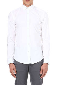 HUGO BOSS Washed Oxford shirt