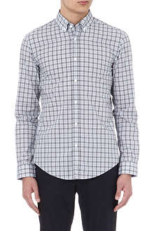 HUGO BOSS Sven checked shirt