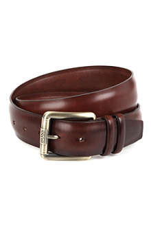 HUGO BOSS Sylvestro leather belt