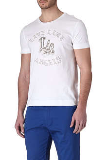 HUGO BOSS Live like Angels t-shirt