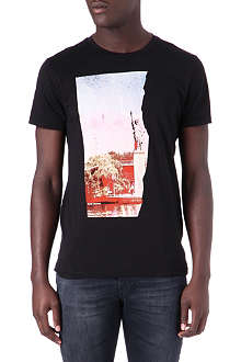 HUGO BOSS Statue of Liberty t-shirt