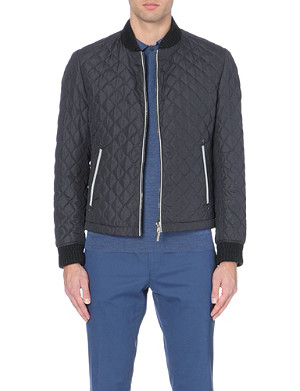HUGO BOSS T-Cassianos quilted shell jacket