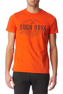HUGO BOSS Golf logo t-shirt
