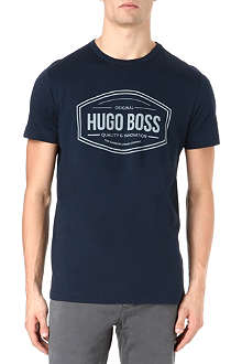 HUGO BOSS Big branded tee