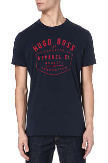 HUGO BOSS Retro logo t-shirt