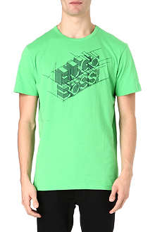 HUGO BOSS Tee graphic logo t-shirt