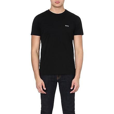 HUGO BOSS Logo t-shirt (Black