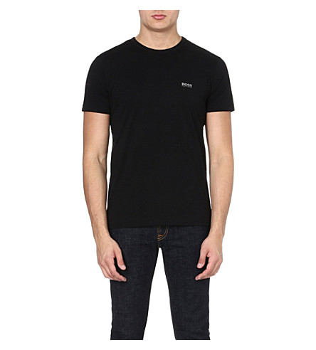 HUGO BOSS Logo t-shirt (Black
