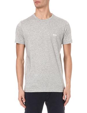 HUGO BOSS Logo cotton t-shirt