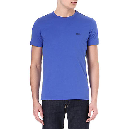 HUGO BOSS Logo t-shirt (Blue