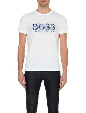 HUGO BOSS Logo-printed t-shirt