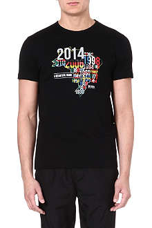 HUGO BOSS World cup t-shirt