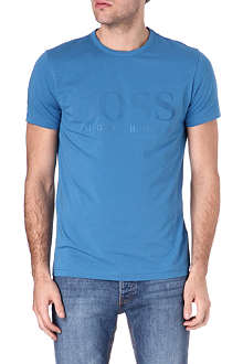 HUGO BOSS Tonal logo t-shirt