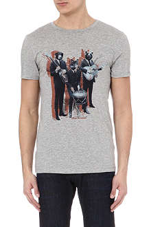 HUGO BOSS Tenzin band t-shirt