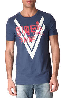 HUGO BOSS Ride For The Thrill t-shirt