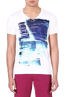 HUGO BOSS Diving lady t-shirt