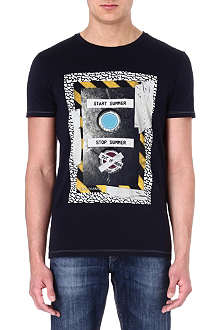 HUGO BOSS Sound System t-shirt