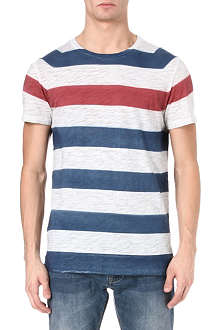 HUGO BOSS Tikon stripe t-shirt