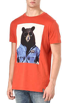 HUGO BOSS Cool bear t-shirt