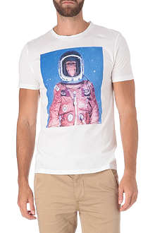HUGO BOSS Monkey astronaut t-shirt