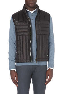 HUGO BOSS Valco quilted gilet
